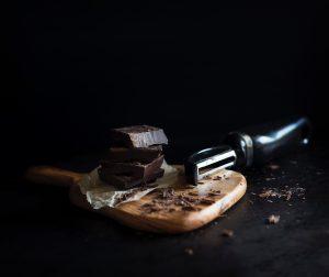 Chocolate meditation, easter, chocolate, mindfulness,