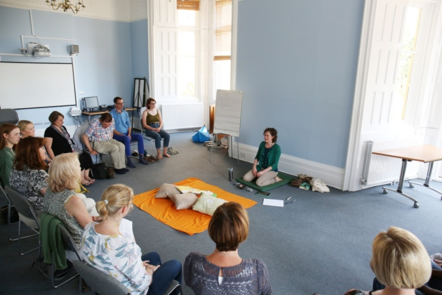 public courses, mindfulness courses, st albans, hatfield, herts, mindful pathway, ruth farenga