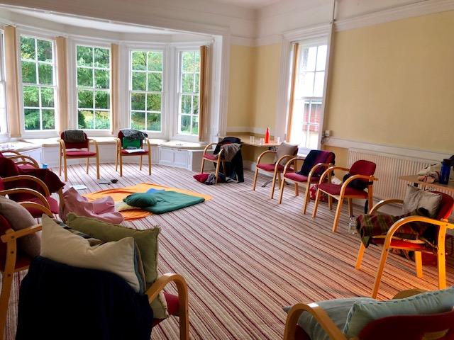 mindfulness community, mindful pathway, graduate programme, st albans, ruth farenga